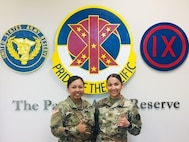 Soldiers with 9th Mission Support Command share their Father's Day love