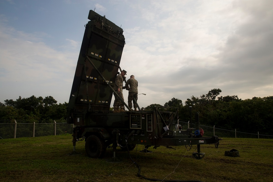 Corps' moving forward with full-rate production of G/ATOR system