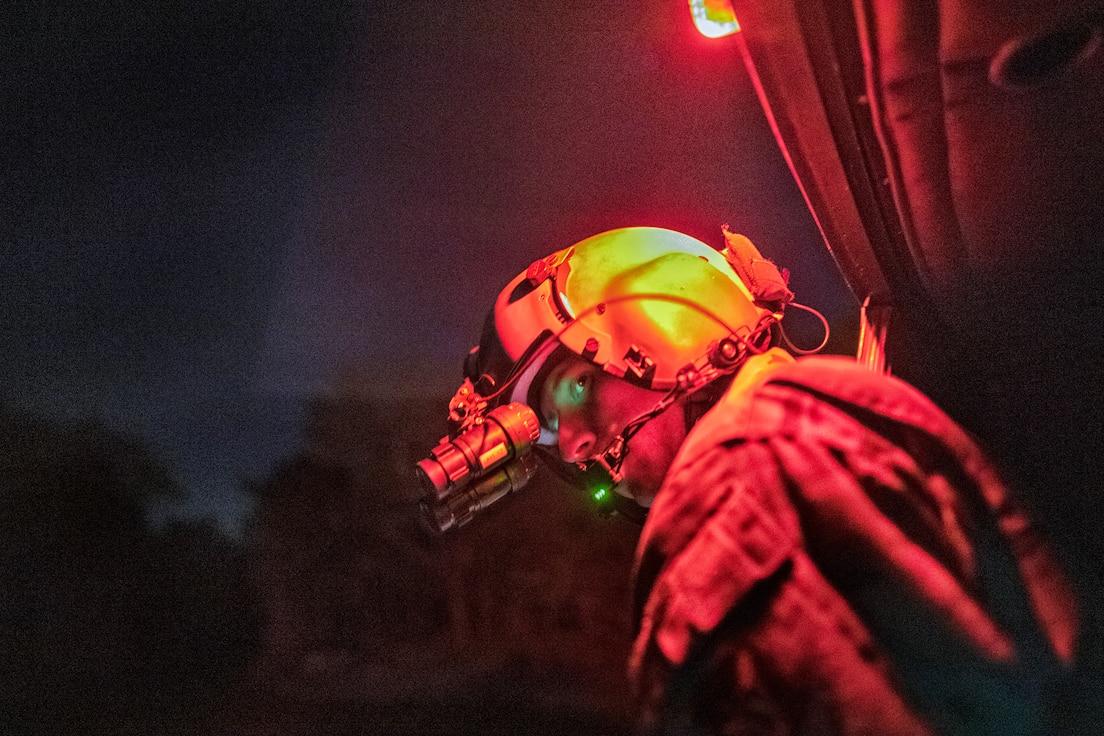 Tech. Sgt. Nicholas Poe