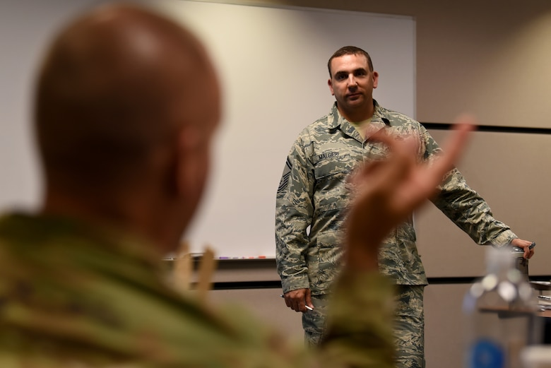 Global Strike Command course taught at the U.S. Air Force Expeditionary Operations School