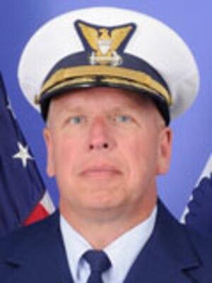 VADM John P. Currier