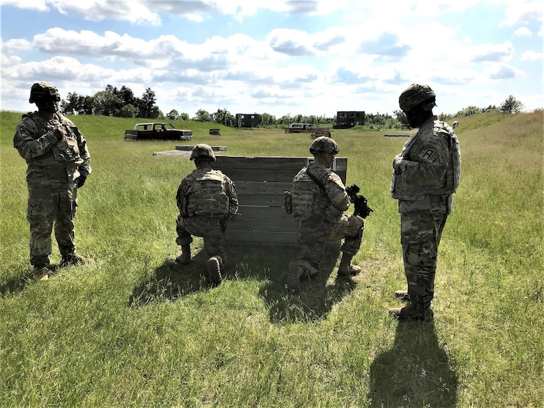 348th Engineers hold mobilization training at Fort McCoy