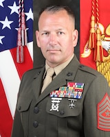 Sergeant Major Matthew R. Hackett