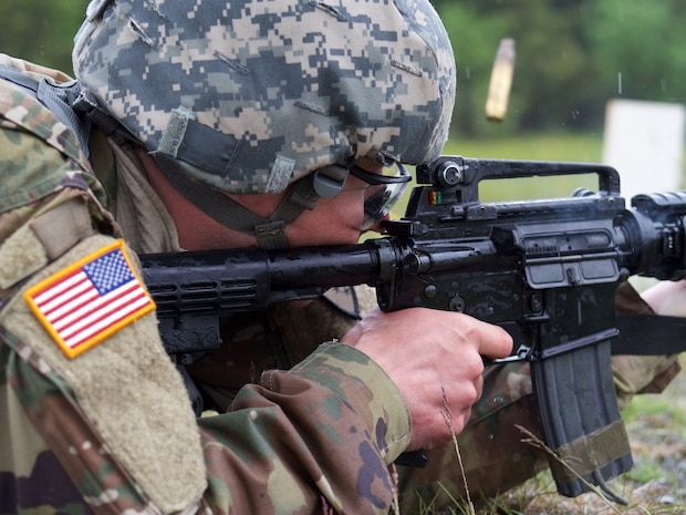 Alaska National Guard TAG Match Tests Marksmanship Mettle