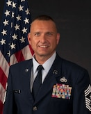 Official Photo of CMSgt Michael R. Ditore