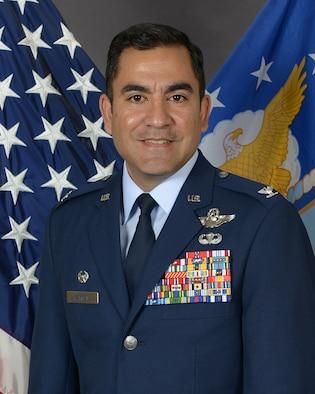 Col. David. E. Rayman, 51 OG/CC