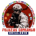 Logo for Fuerzas Comando 2019.
