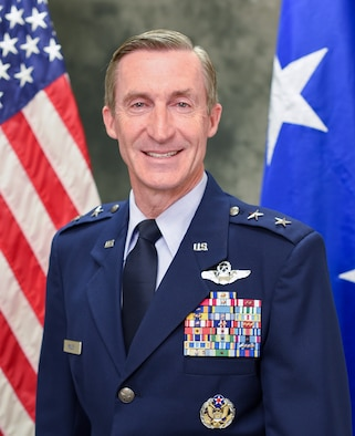 "Maj. Gen. Ronald ""Bruce"" Miller"