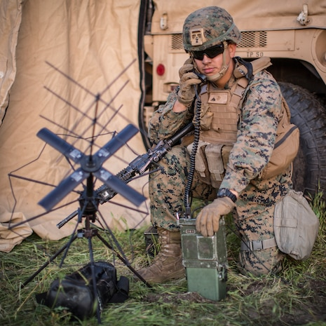 Corps begins fielding mobile satellite communication system