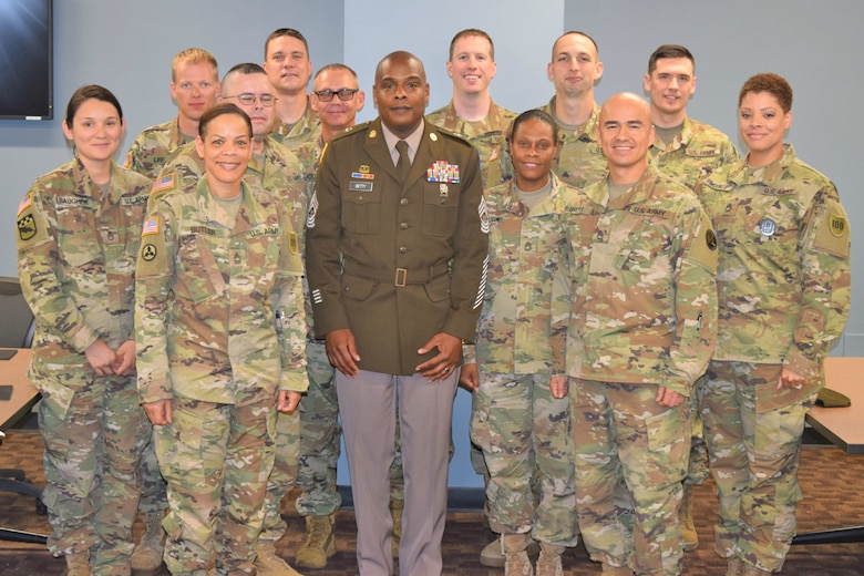 100th Training Division Command Selected for Fielding of Army Greens