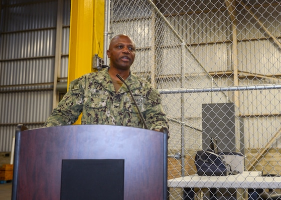 Distribution San Diego hosts ribbon cutting ceremony to celebrate new Public Private Partnership between DLA and Thales Defense and Security Incorporated