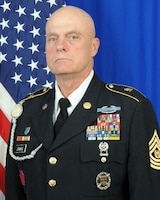 CSM John E. Jones is currently serving as the Command Sergeant Major for the Headquarters, 28th Infantry Division, Pennsylvania Army National Guard.