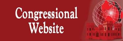 Congressional Website Button