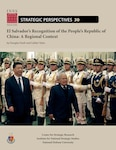 El Salvador's Recognition of the People's Republic of China: A Regional Context