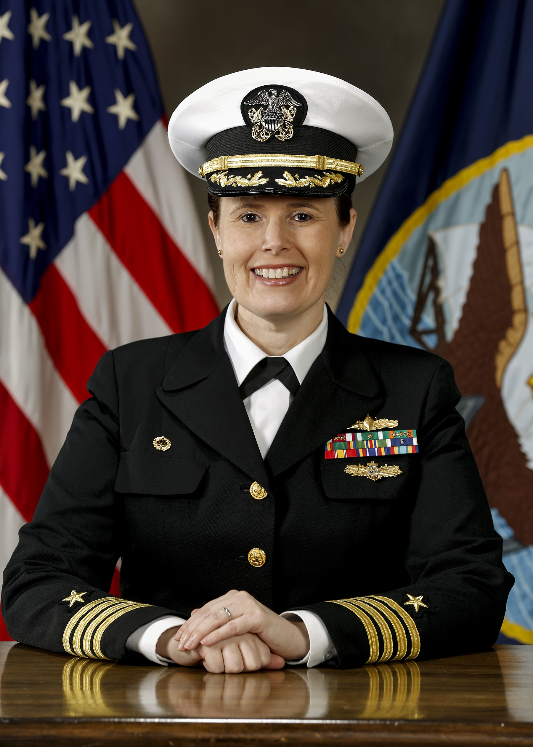 Captain Dianna Wolfson Usn Gt Naval Sea Systems Command