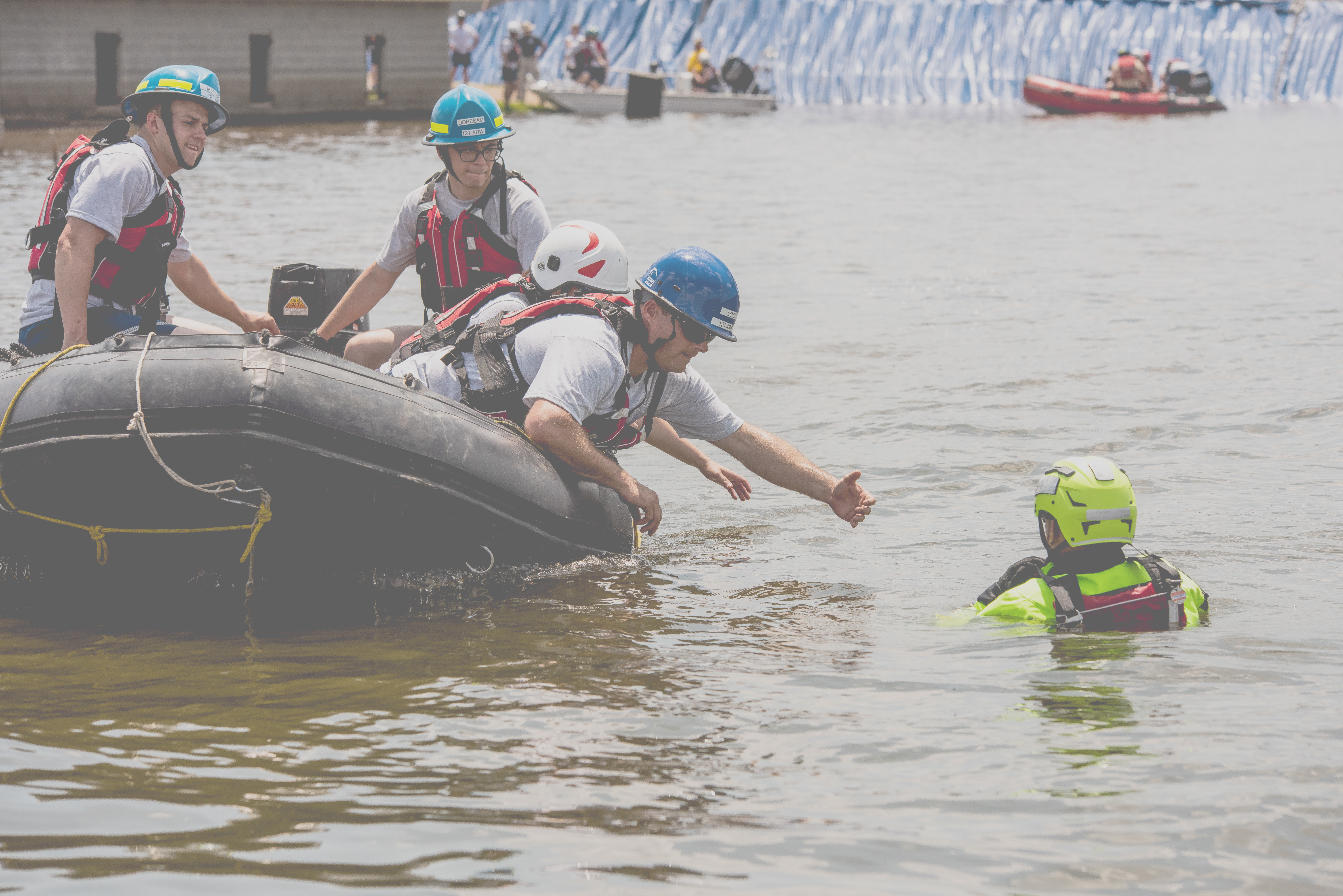 Firefighters practice water rescue at Global Dragon ... on map of georgia google maps, map of ft valley georgia, map of social circle georgia, map of chamblee georgia, map of st simons georgia, map of winston georgia, map of tallulah falls georgia, map of hawkinsville georgia, map of union georgia, map of pulaski county georgia, map of twin city georgia, map of putnam georgia, map of fort oglethorpe georgia, map of woodbine georgia, map of west point georgia, map of colquitt georgia, map of cario georgia, map of ty ty georgia, map of hapeville georgia, map of carter lake georgia,