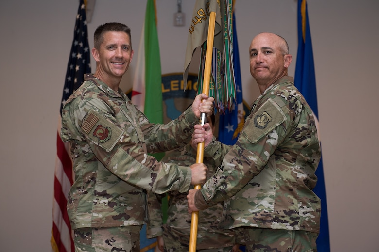 449th Air Expeditionary Group Change of Command 2019