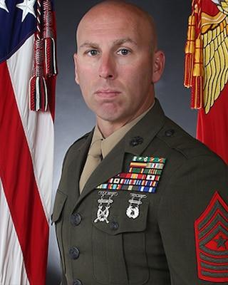 Inspector-Instructor Sergeant Major, 3rd Battalion, 14th Marine Regiment