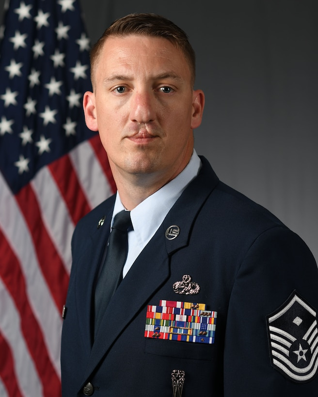 MSgt Shaun Spencer