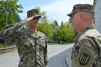 Army Reserve Engineers and Navy Seabees Share Command and Control of Resolute Castle 19