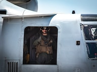VMM-764 conducts annual training: Birds fly North for the Summer