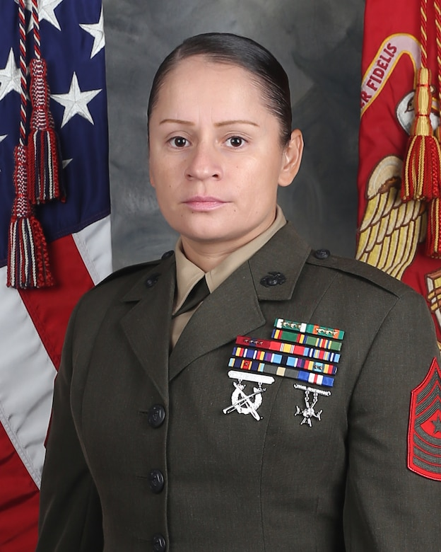 Sergeant Major Elena M. Rodriguez