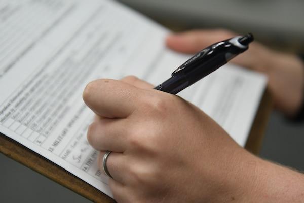 Dyess military spouse receives re-licensure reimbursement through new Air Force program