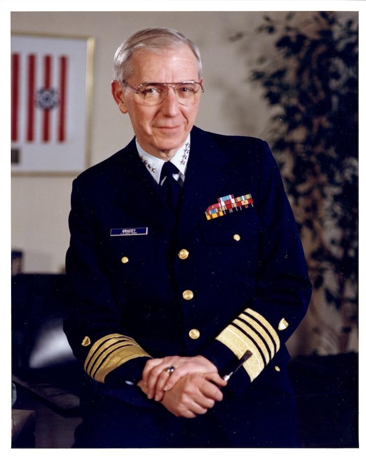 Admiral James S. Gracey