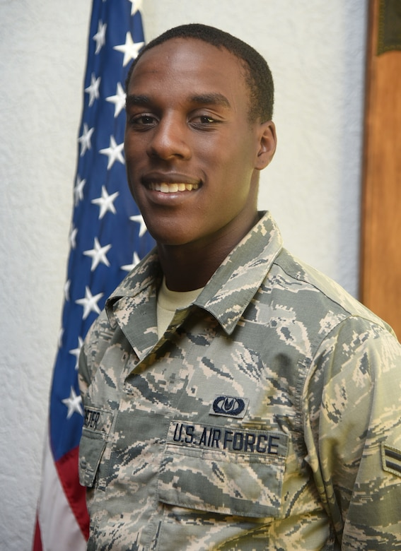 "Airman First Class Kevin ""Xavier"" Webster