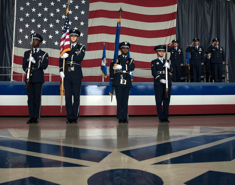 Ninth AF change of command highlights joint capabilities