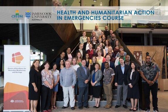 Oceania representatives build public health emergency response capability
