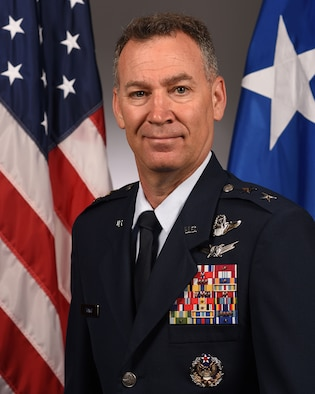 Ninth Air Force commander