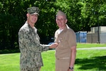 DLA Distribution Headquarters J4 Deputy Director retires