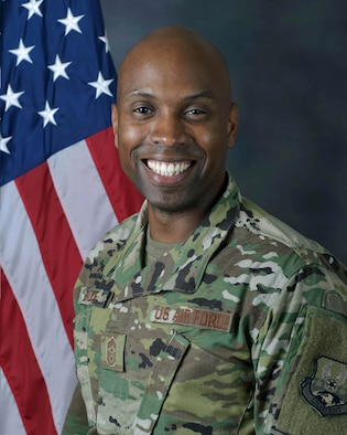 Chief Master Sergeant Kenneth Bruce