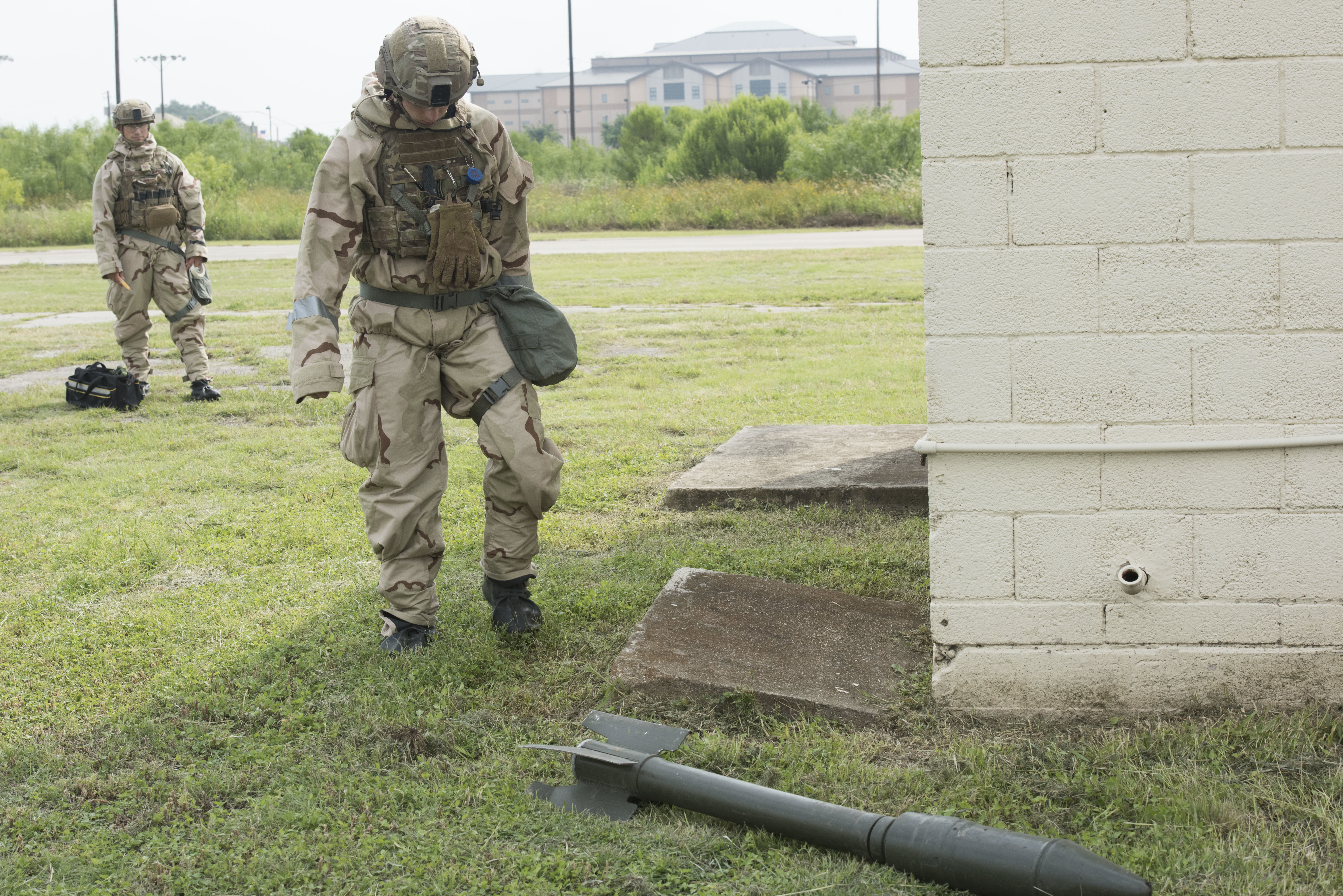 Chemical Weapons Destruction and Explosive Waste Unexploded Ordinance