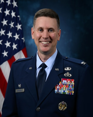 Col. Brian Hartless
