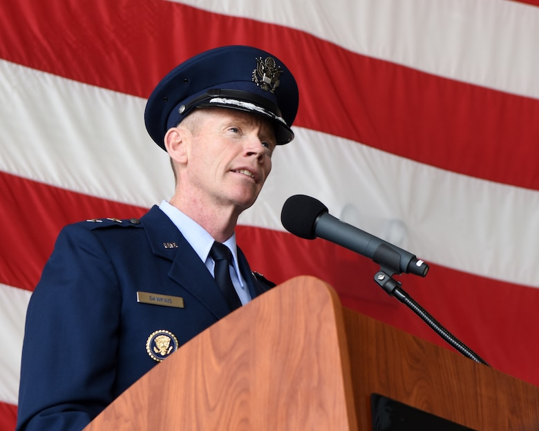 7th Bomb Wing welcomes new commander