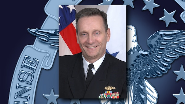 Retired Navy Vice Admiral Mark Harnitchek will be inducted into the DLA Hall of Fame July 25. He was the agency's director from November 2011 to December 2014, one of the busiest periods in military history.