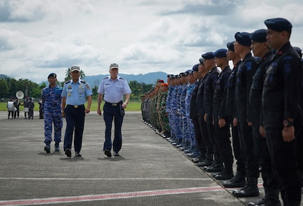 U.S., Indonesian Air Forces Build on 70-year Relationship through Cope West 2019
