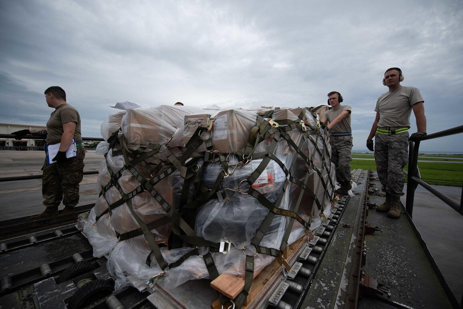 Missouri Airmen Conduct Annual Field Training at Kadena Air Base