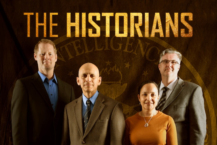 The Historians graphic