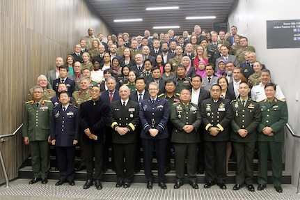 USINDOPACOM and ADF Cohost Military Global Health Security Meeting