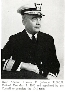 RADM Harvey F. Johnson