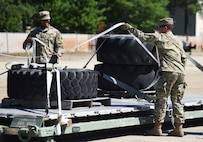 Soldiers, Airmen participate in Joint Task Force training operations