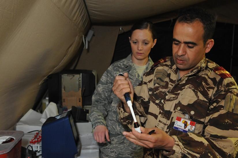 Utah Air National Guard participates in African Lion 2019