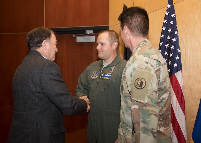 Utah Air Guardsman Awarded Utah Cross