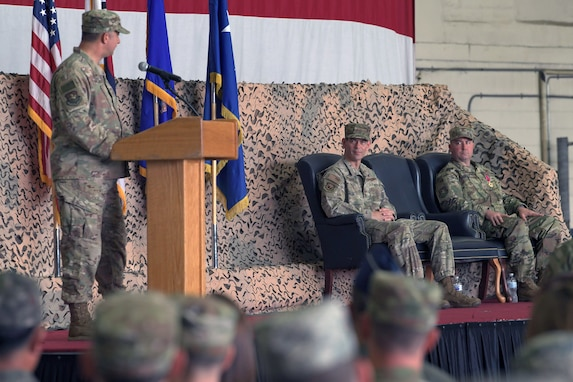 New Commander Takes rein of 51st Fighter Wing