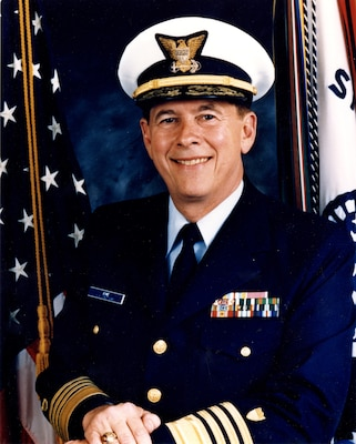 ADMIRAL J. WILLIAM KIME