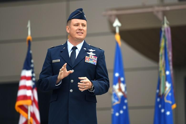 Schriever hosts third CCAF graduation > Schriever Air Force
