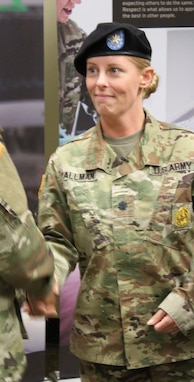 The top-ranked battalion in the Medical Recruiting Brigade has a new commander.